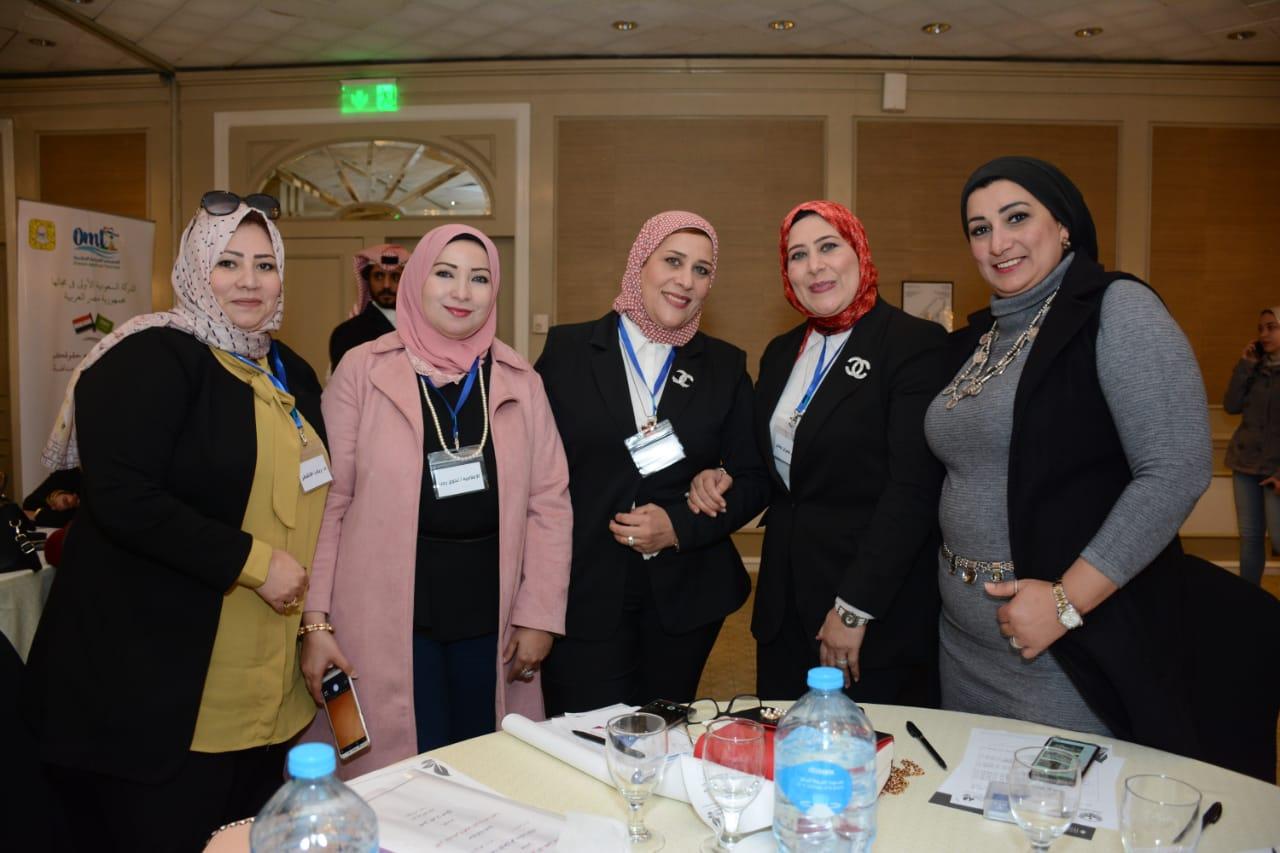 مؤتمر تطوير الذات مع مؤسسة حواء (13)